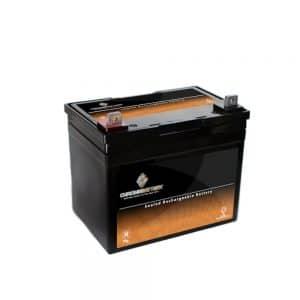 35AH 12V DC Deep Cycle SLA solar energy storage battery