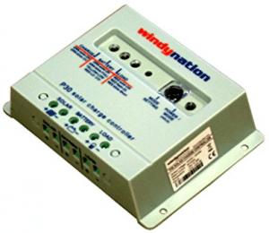 solar panel regulator charge controller