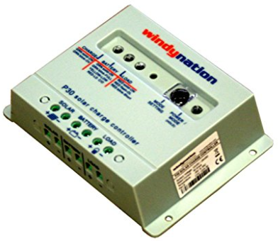 solar panel regulator charge controller