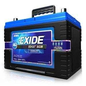 12v lead acid sealed battery