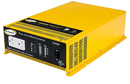 Best 1500 Watt Power Inverter
