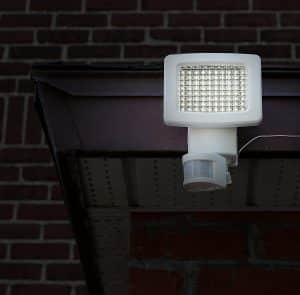 best solar led motion light